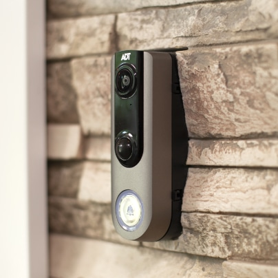 Buffalo doorbell security camera